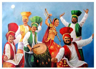 Baisakhi in 2017 is on April 13