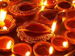 Diwali in 2018 is on the date of October 23.