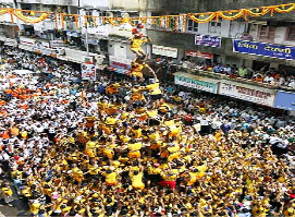 Janmashtami 2017 dates are here