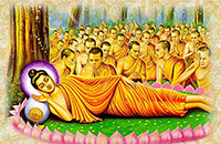 Buddha Purnima is a day when Buddha attained Nirvana